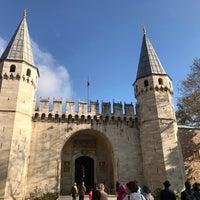 11/4/2018 tarihinde Behiye E.ziyaretçi tarafından Topkapı Sarayı Revakaltı'de çekilen fotoğraf