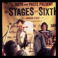 Foto scattata a The Stage On Sixth da Travis M. il 6/3/2013