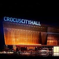 Foto tirada no(a) Crocus City Hall por Max S. em 7/19/2013