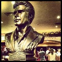 Снимок сделан в David Copperfield - MGM пользователем Elisa N. 6/15/2013