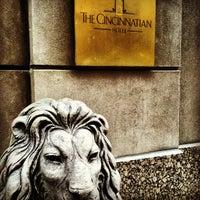 6/5/2013にElisa N.がThe Cincinnatian Hotelで撮った写真