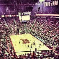 Foto tirada no(a) Thomas & Mack Center por Kane C. em 12/23/2012