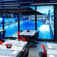 Foto scattata a VODA aquaclub & hotel da Irina il 3/29/2013