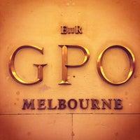 Foto tirada no(a) Melbourne's GPO por Gadiy L. em 10/4/2013