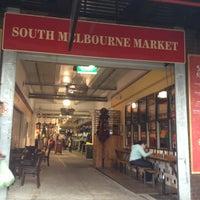 Foto diambil di South Melbourne Market oleh Walter R. pada 4/13/2013