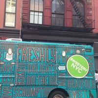 Foto tomada en Sweetery NYC por The GEM Hotel NYC el 5/10/2013