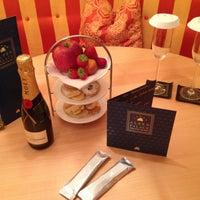 Foto scattata a *****Deluxe Hotel & Spa Resort Alpenpalace da Елена М. il 8/18/2013
