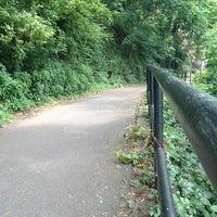 wissahickon bike trail 遊歩道