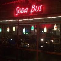 10/9/2014 tarihinde Anne S.ziyaretçi tarafından Soda Bus'de çekilen fotoğraf