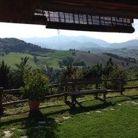 Foto tomada en Ca' Maddalena Farm Resort por Alessandro C. el 10/19/2013