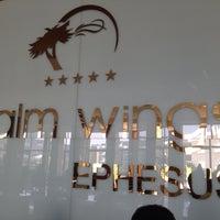 Foto tirada no(a) Palm Wings Ephesus Beach Resort & Spa por Burak Ö. em 8/2/2016