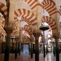 3/28/2013 tarihinde Joxean N.ziyaretçi tarafından Mezquita-Catedral de Córdoba'de çekilen fotoğraf