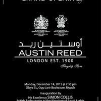 Austin Reed أوستين ريد Men S Store In النخيل