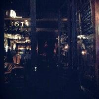 Снимок сделан в The Alchemist Bar & Cafe пользователем Ross E. 3/28/2013