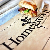 Homegrown - Sandwich Place in Capitol Hill