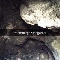 7/14/2016 tarihinde Pınar A.ziyaretçi tarafından Yarimburgaz Magarasi'de çekilen fotoğraf