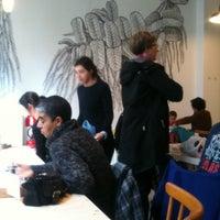 11/2/2012 tarihinde Jonathan B.ziyaretçi tarafından Yeti Cantine Moderne'de çekilen fotoğraf