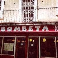 Foto tomada en La Bombeta por Eugene S. el 7/27/2013