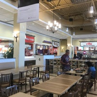 Photo Taken At Tanger Outlet Center Food Court By Guido On 7 31 2017