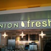 Photo Taken At Union Fresh By Katia Y On 4 15 2013