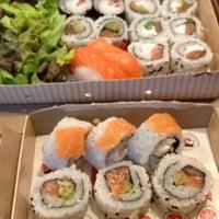 Снимок сделан в Sushi Pop пользователем Joao Pedro F. 7/12/2013