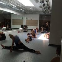 7/12/2014 tarihinde Tatiana Pimenta D.ziyaretçi tarafından Broadway Dance Center'de çekilen fotoğraf