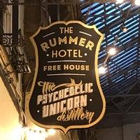 Снимок сделан в The Rummer Hotel пользователем Iggy G. 9/21/2019