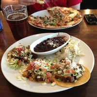 Photo taken at Blanco Tacos and Tequila by Frank D. on 3/29/2013