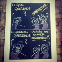 รูปภาพถ่ายที่ Brigadeiro Doceria & Café โดย Flavinha O. เมื่อ 1/31/2013
