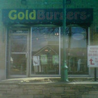 3/14/2013 tarihinde Joseph G.ziyaretçi tarafından GoldBurgers'de çekilen fotoğraf