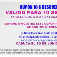 รูปภาพถ่ายที่ Centro Atenea Psicólogos en Hospitalet โดย Centro Atenea P. เมื่อ 12/31/2014