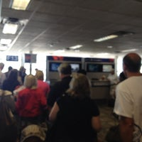 Photo taken at Gate F13 by Alex S. on 8/22/2013
