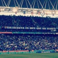 Photo prise au RCDE Stadium par Juanjo T. le5/26/2013