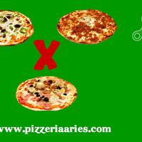 Foto tomada en Pizzeria Aries por Pizzeria Aries el 7/31/2014