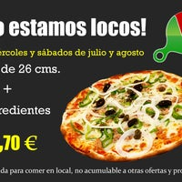 Foto tomada en Pizzeria Aries por Pizzeria Aries el 8/20/2014