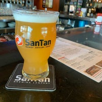 Photo taken at SanTan Brewing Company Uptown by Shaun Z. on 3/13/2020
