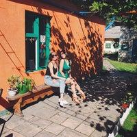 Foto tirada no(a) Funky Mamaliga Hostel por Ann S. em 6/7/2015