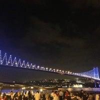 Photo prise au Boğaziçi Köprüsü par M.Çetin Ç. le6/13/2013
