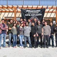 4/4/2013にSDÜ Rock Topluluğu Kulüp OdasıがSDÜ Rock Topluluğu Kulüp Odasıで撮った写真