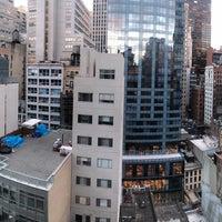 Aloft Manhattan Downtown Financial District Hotel In New York