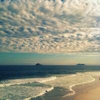 Foto tirada no(a) Praia do Pepino por Anna Leticia C. em 3/22/2013