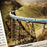 Foto tirada no(a) Tren a las Nubes por Diego P. em 12/2/2017