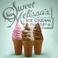 Foto diambil di Sweet Melissa's Ice Cream Shop oleh Sweet Melissa's Ice Cream Shop pada 4/9/2014