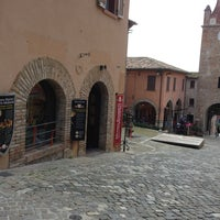 Foto scattata a Museo Storico di Gradara da Paolo B. il 3/31/2013