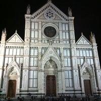 Foto scattata a Piazza Santa Croce da Reb il 4/11/2013
