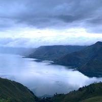 Desa Tongging Tepi Danau Toba Lake
