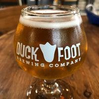 6/20/2020にKonrad F.がDuck Foot Brewing Companyで撮った写真