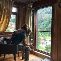 6/14/2018 tarihinde Onur T.ziyaretçi tarafından Villa de Pelit Otel'de çekilen fotoğraf