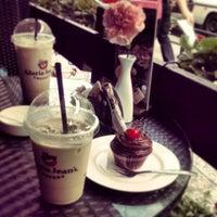 Снимок сделан в GLORY CAFE пользователем Katia S. 6/25/2013