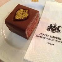 Das Foto wurde bei Hotel Imperial von Karl K. am 4/5/2013 aufgenommen